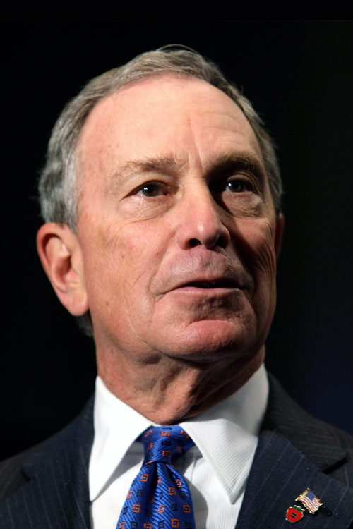 The 10 Richest People in America 2016 10. MICHAEL BLOOMBERG - Net Worth: $35.5BILLION