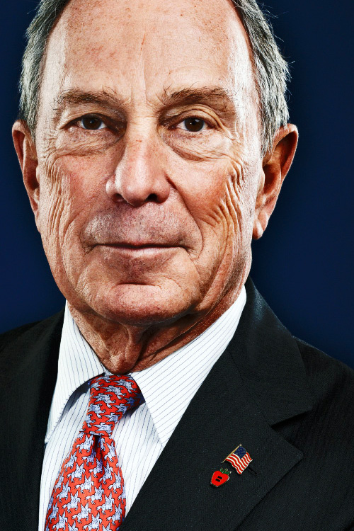 The 10 Richest People in the USA 2016 10. MICHAEL BLOOMBERG - Net Worth: $35.5BILLION