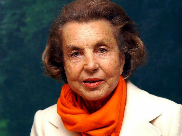 Richest People in France 2014  Top 10 1. Liliane Bettencourt – Net worth – $37 billion