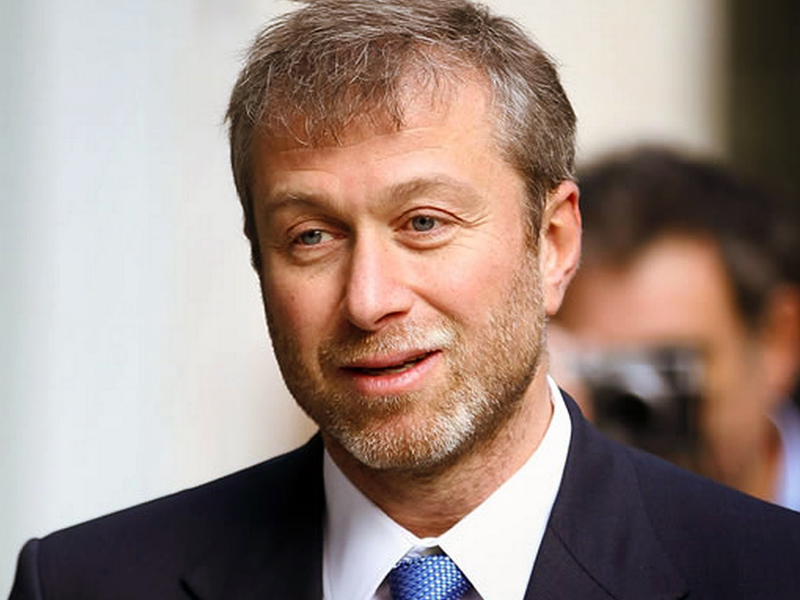 Top 10 Richest People in UK 2016 Roman Abramovich