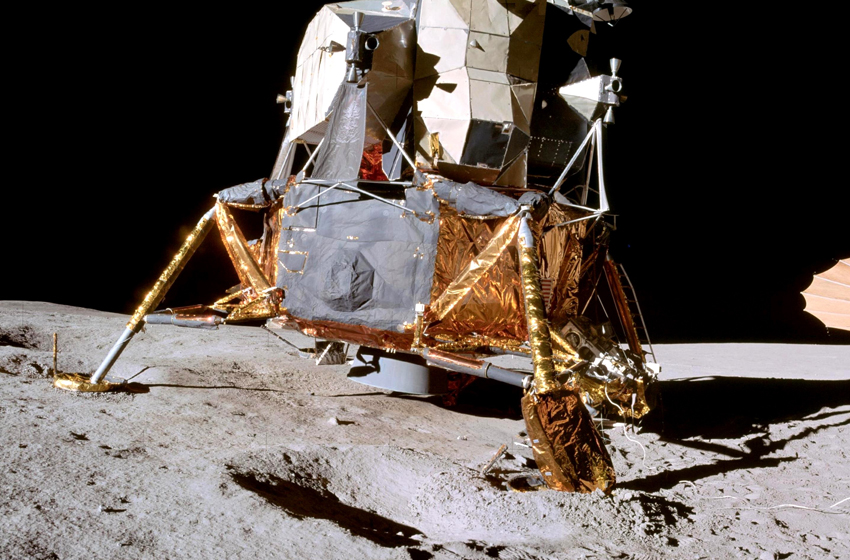 10- Apollo 14 Lunar Module Camera – $80,000