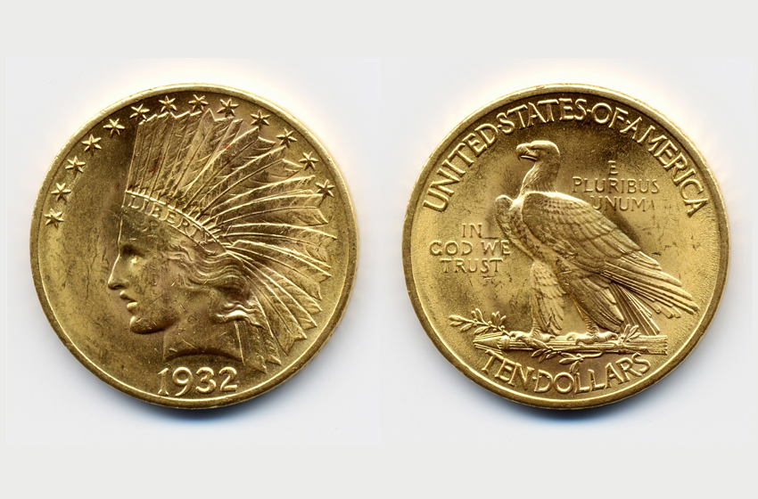 #10- Eagle (United States coin)