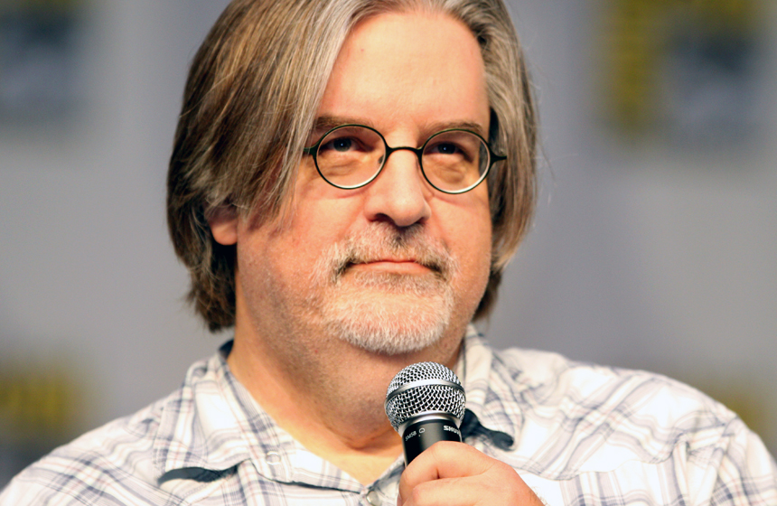 Richest TV Show Creators |10- Matt Groening – $500 million