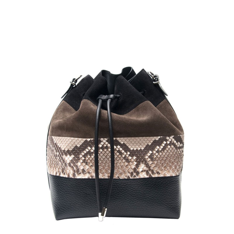 10 Must Have Items For Fall - 9. Bucket Bag (via www.harpersbazaar.com)