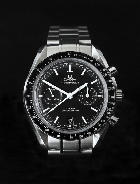 #10 Omega Speedmaster Co-Axial Chronograph Best Watches for Sports Players Top 10 [ Image Source professionalwatches.com]