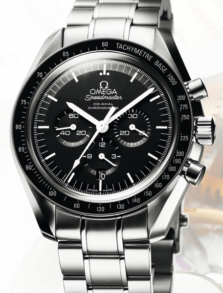 #10 Omega Speedmaster Co-Axial Chronograph Best Watches for Sports Players Top 10 [ Image Source watchlex.com]