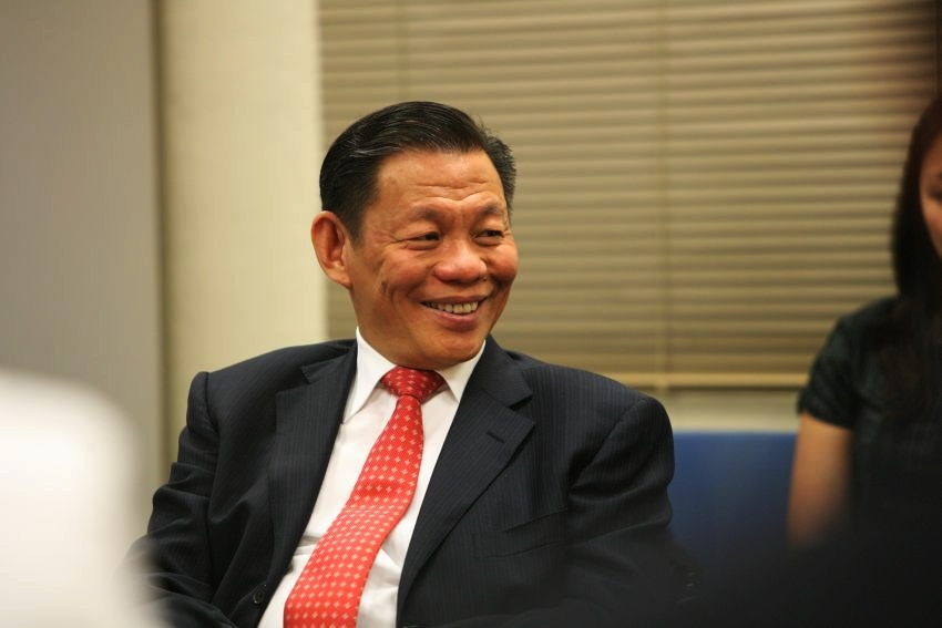 #10 Sukanto Tanoto - Net worth - $2.3 billion | Richest People in Indonesia | Top 10 [ Image Source: sukantotanotofacts.wordpress.com]