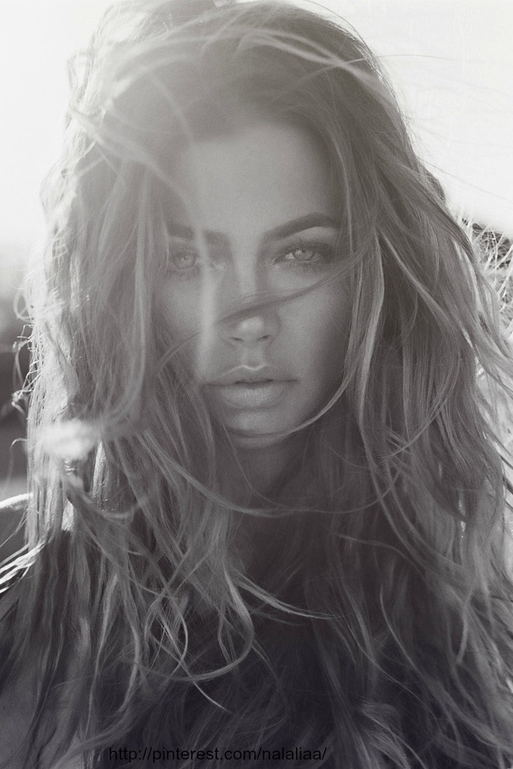 10 Tips On How To Get Supermodel Hair - 10. Perfection Is Not The Key(via www.pinterest.com)