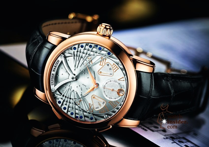#10 Ulysse Nardin The Stranger Watch - Price $112.000 | Most Expensive Ulysse Nardin Watches | Top 10 [ Image Source: watch-insider.com]