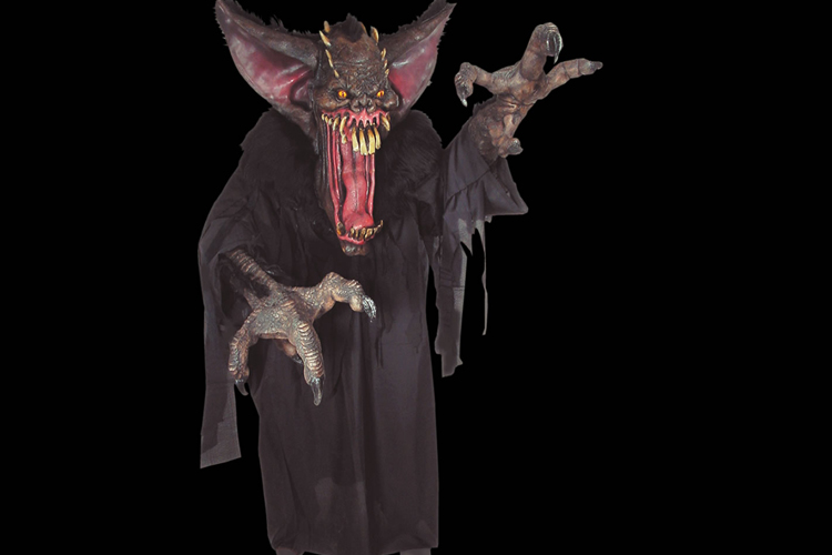 10. Gruesome Bat Creature Reacher Costume- ($249.99)