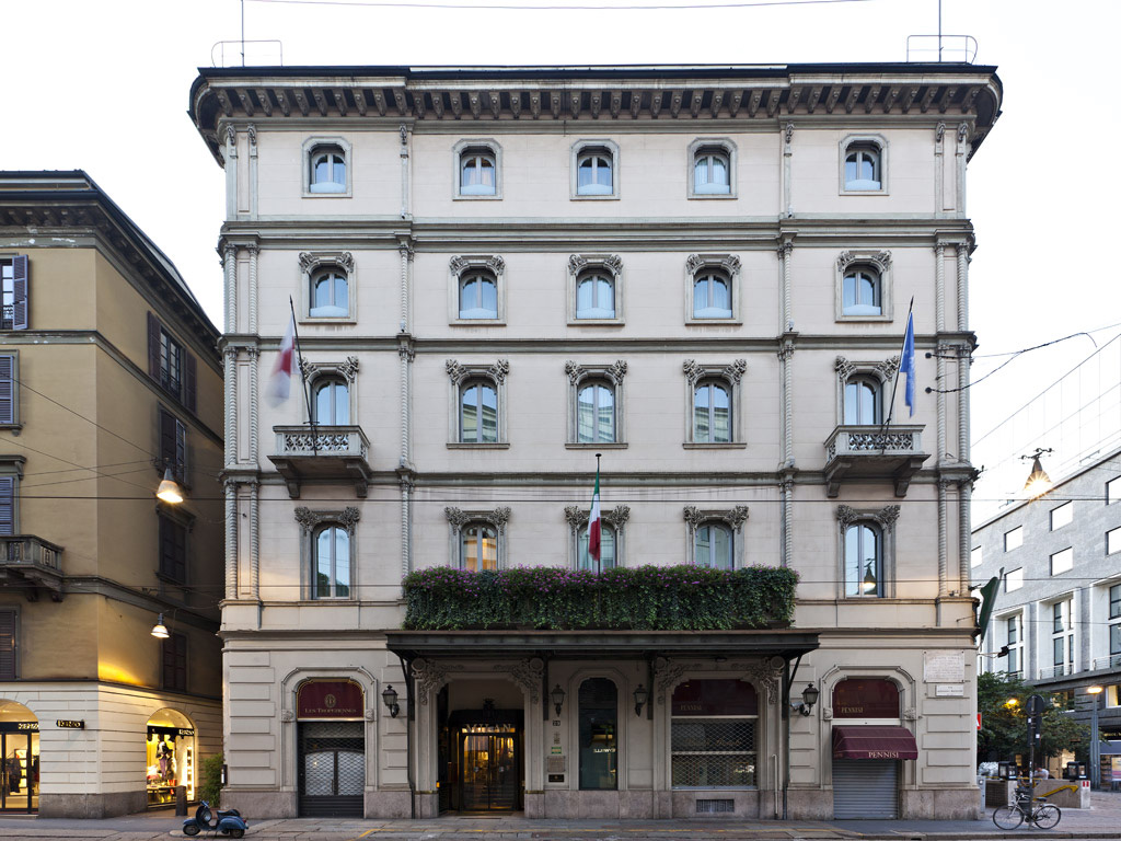 Best luxury hotels in milan top 10 ealuxe com for Boutique hotels milan