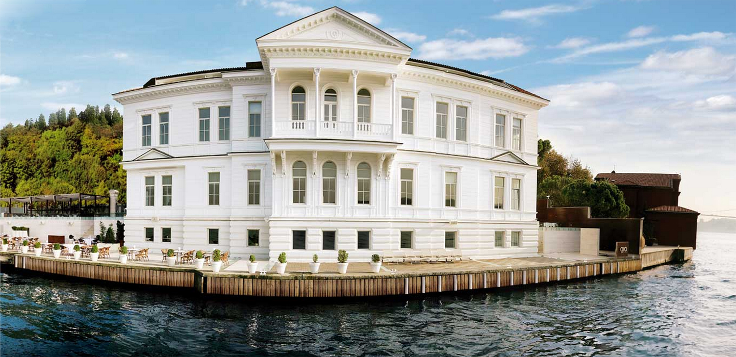 Top 10 istanbul hotels for Great small luxury hotels