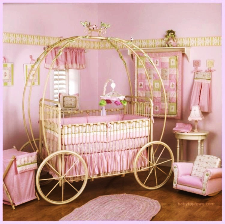 upscale baby furniture. #8 Baby Crib Corsican Cinderella Carriage - Price $3.749 | Most Expensive Cribs In Upscale Furniture B