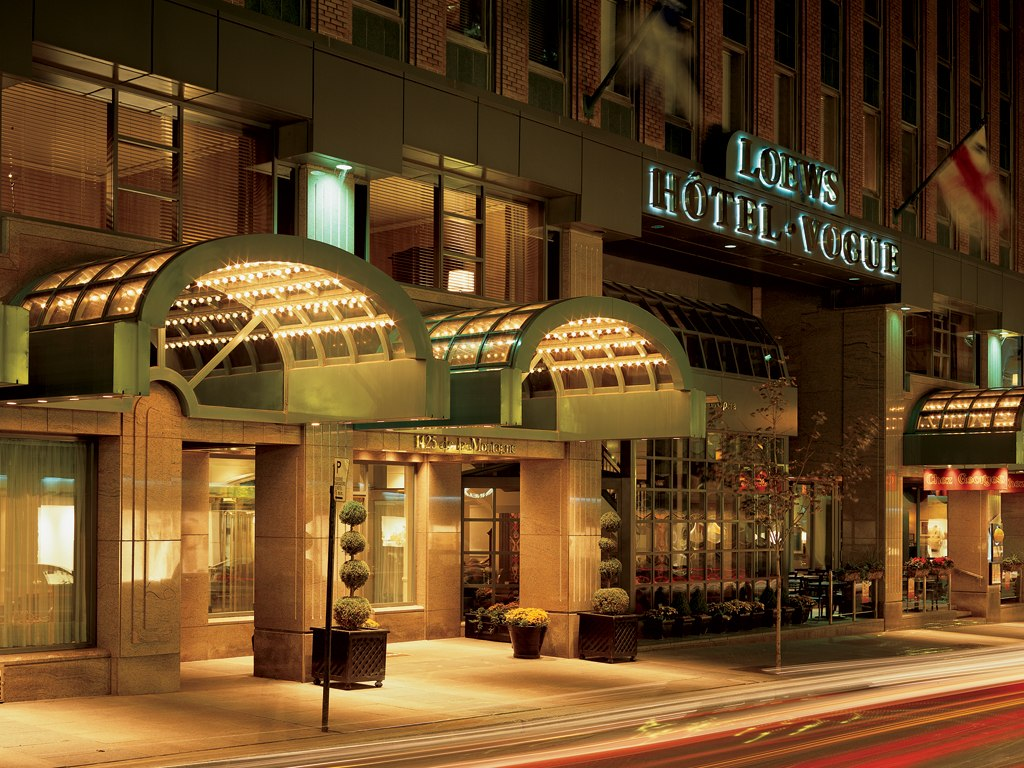 Loews Hotel Vogue Montreal Spa