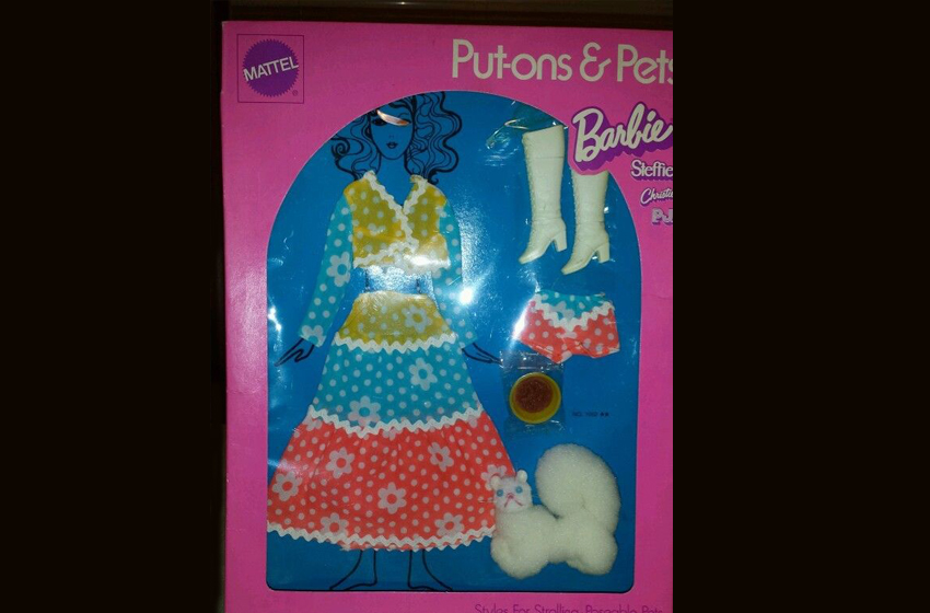9. Put-Ons and Pets Kitty Kapers (1972) – $500 Most Expensive Barbie Collectibles