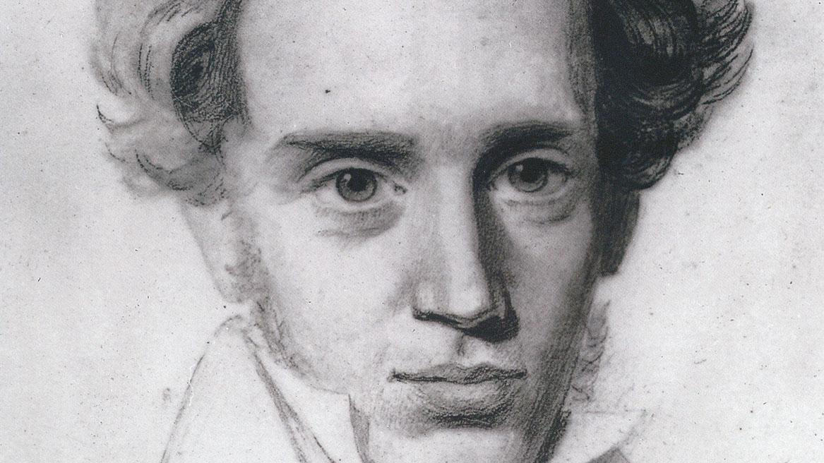 9. Soren Kierkegaard – Attitude is a key factor - Success Tips From 10 Great Personalities Of All Times
