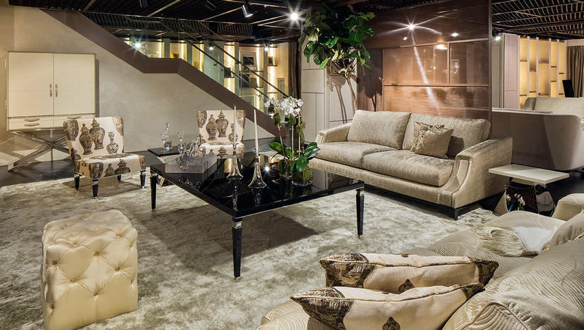 Luxury furniture stores in new york for Sofas in nyc