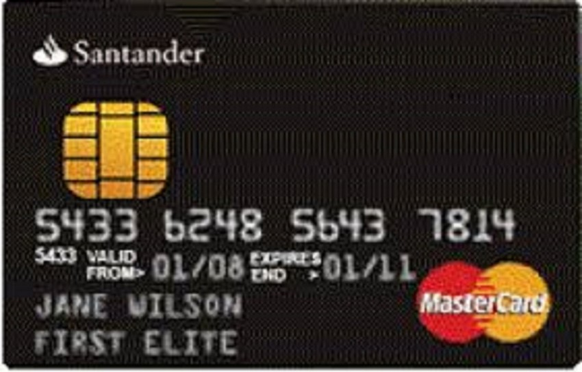 10. Black Brazilian MasterCard from the Santander Group | Most Exclusive Credit Cards Ever Made| Image Source: http://static0.therichestimages.com/