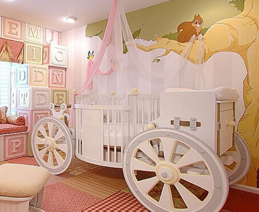 2. The Fantasy Or Imagination Based Carriage Crib Clipboard 01 – Price: $19,995 |
