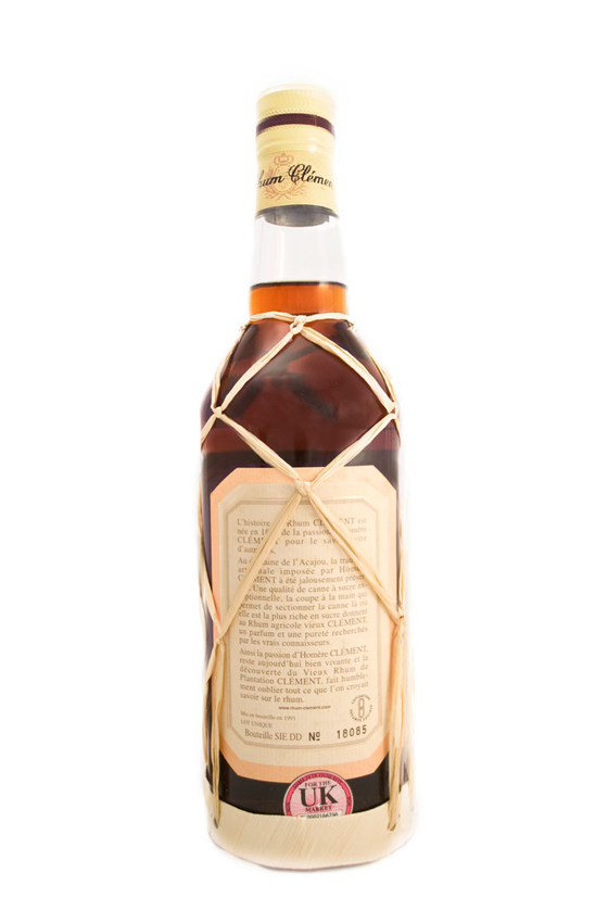 Most Expensive Rums in the World TOP 10 N9. Rhum Clement 1952 $1,200