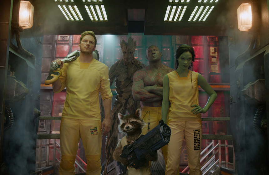 Most Expensive Superhero Films Released So Far N10) Guardians of the Galaxy (2014) - $170 million