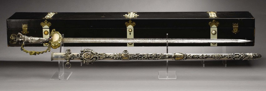 Sword Of Thenew World: Most Expensive Swords In The World