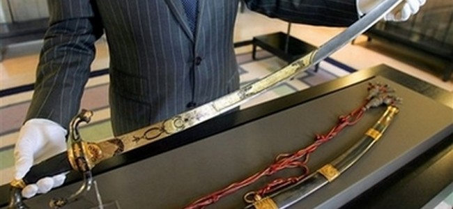 Most Expensive Swords in the World