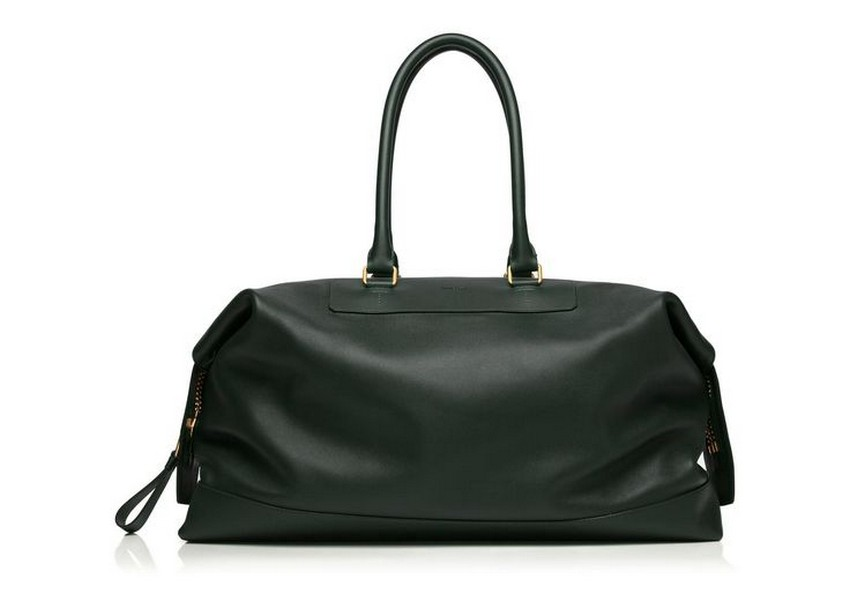 Leather Weekend Bag Price 4 620 Most Expensive Tom Ford Bags For