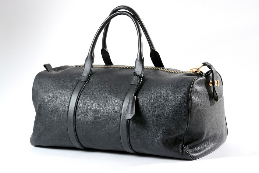 Leather Duffle Price 4 620 Most Expensive Tom Ford Bags For Men
