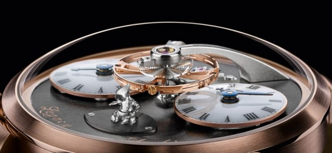 Most Luxurious Microsculpture Watches
