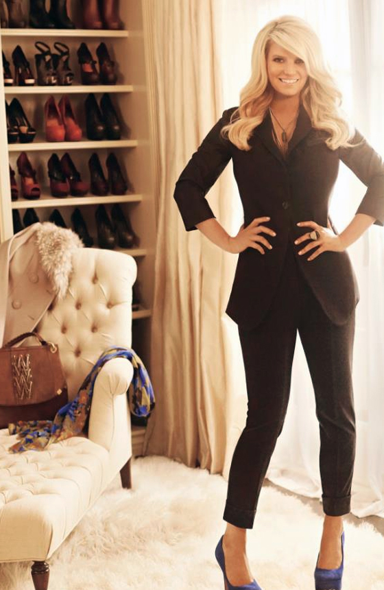 Most Successful Celebrity Clothing Designers N10- Jessica Simpson