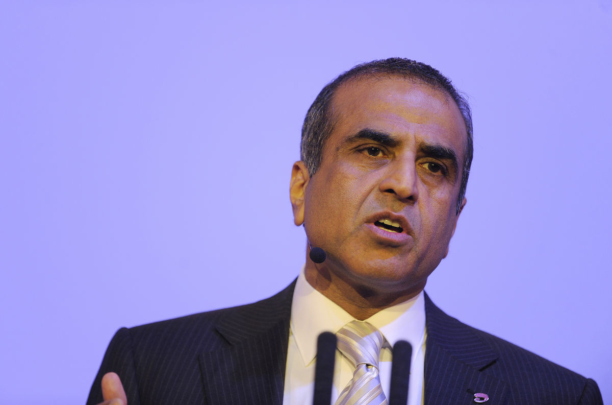 Richest People In India 2014  Top 10 - 10. Sunil Mittal