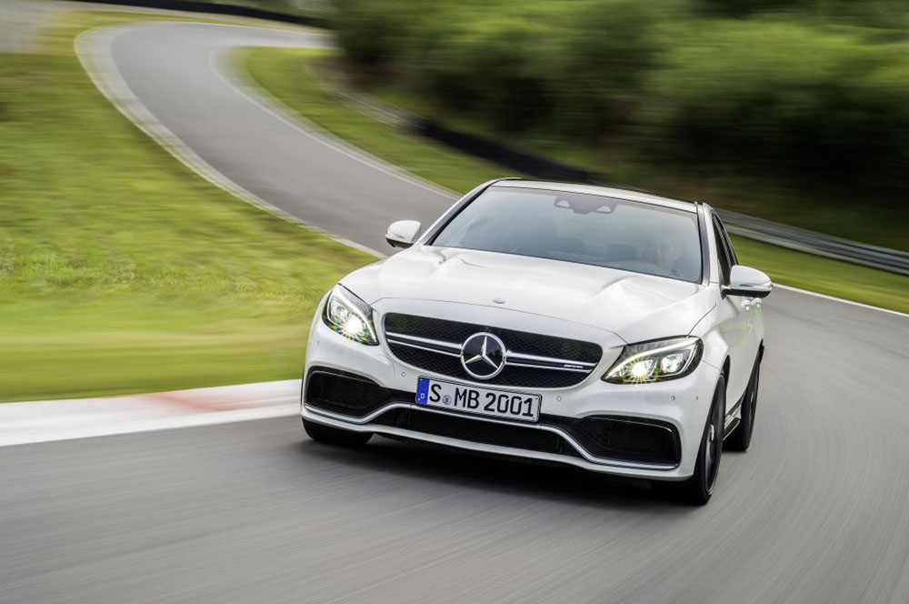 Luxury Cars: the new Mercedes-AMG C 63 Images and Price.