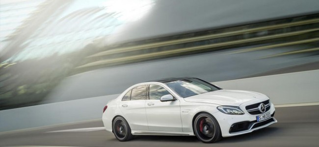 Luxury Cars: The New Mercedes-AMG C 63