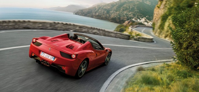 10 Best Ferrari Models of All Time