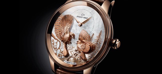 10 Best Jaquet Droz Watches Astrale Collection