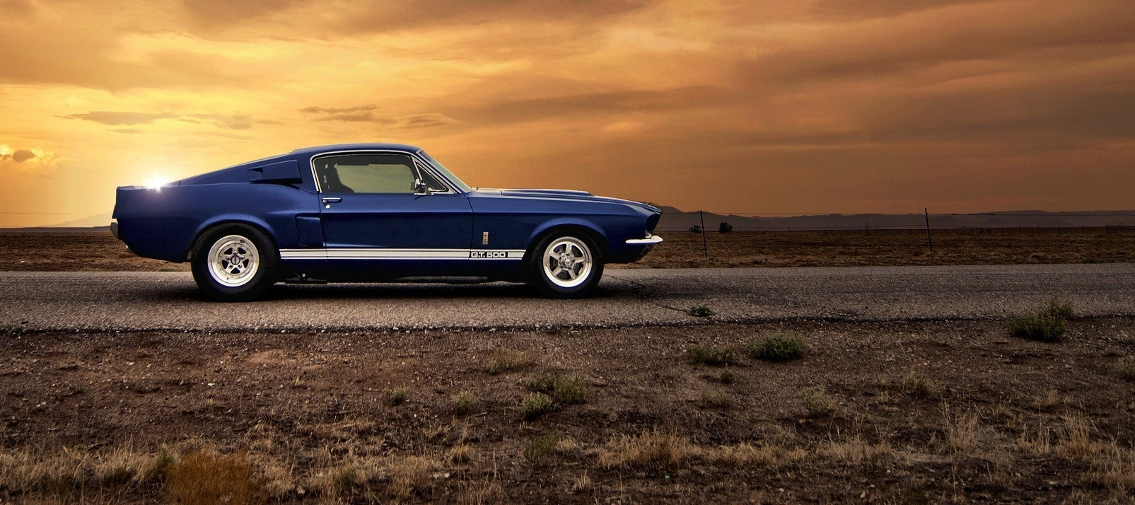 10 Best Muscle Cars of All Time - Alux.com