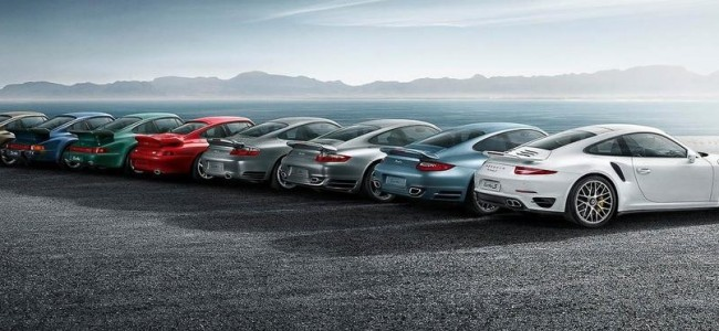 10 Best Porsche Models of All Time