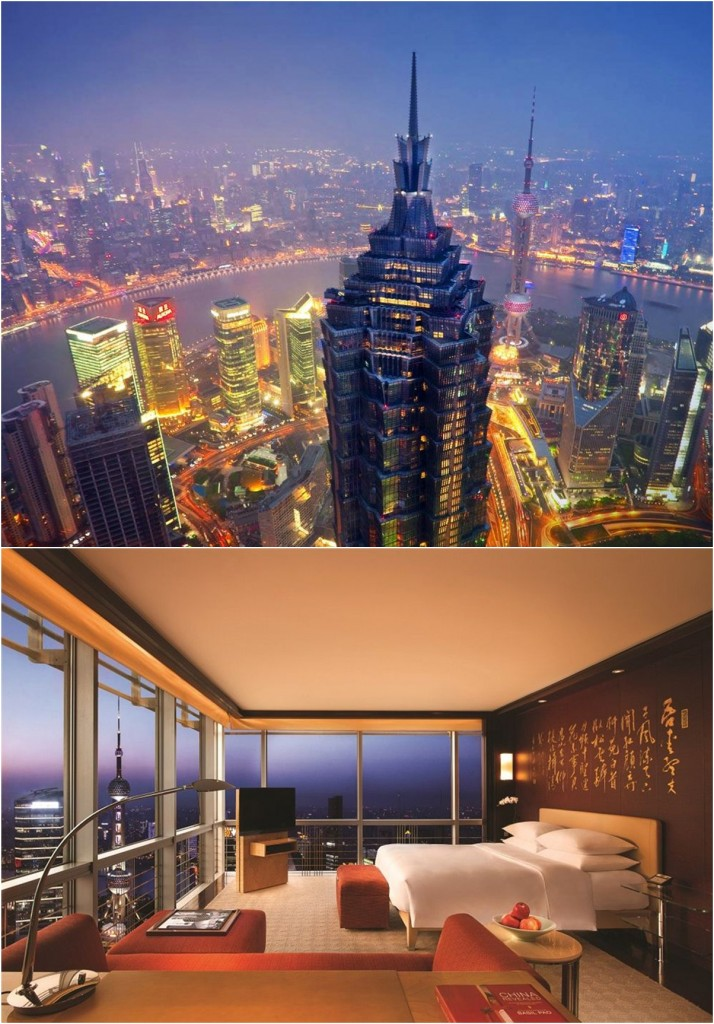 Top Luxury Hotel Interior Designers: Best Luxury Hotels In Shanghai