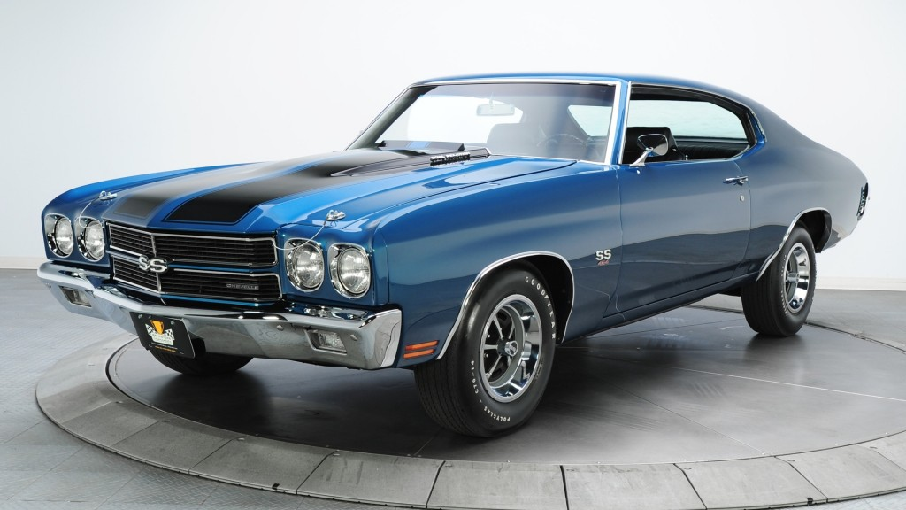 10 best muscle cars of all time - alux