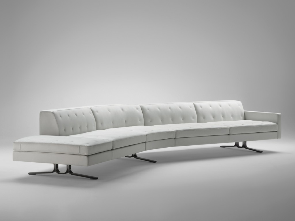 5 Poltrona Frau Kennedee Curved Sofa Most Expensive Sofas In The World Top