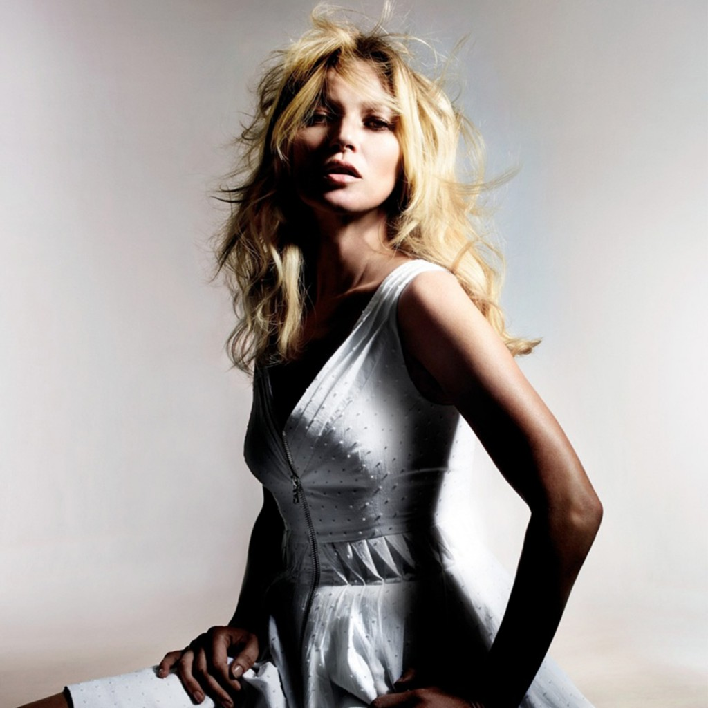 #9 Kate Moss and Topshop | Best Celebrity Designer Collaborations Of 2014 | Top 10 | Image Source: popsugar.com