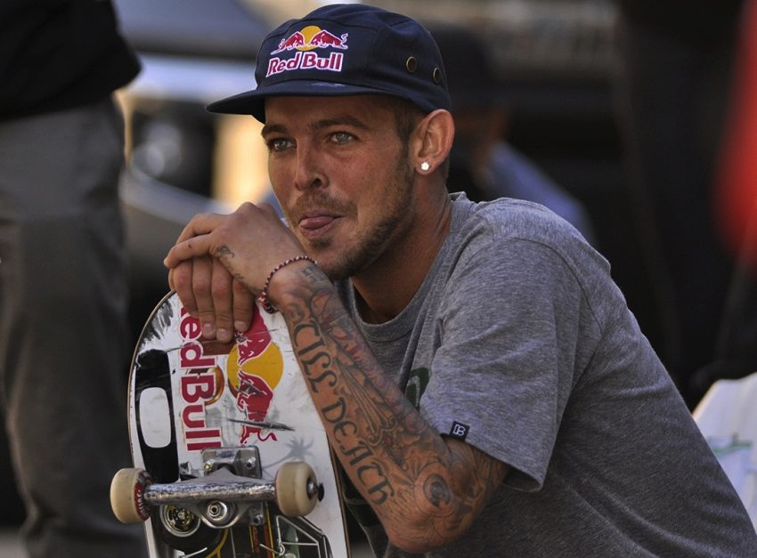 #9 Ryan Sheckler - Net worth - $16 million | Richest Professional Skateboarders | Top 10 [ Image Source: triktoys.com]
