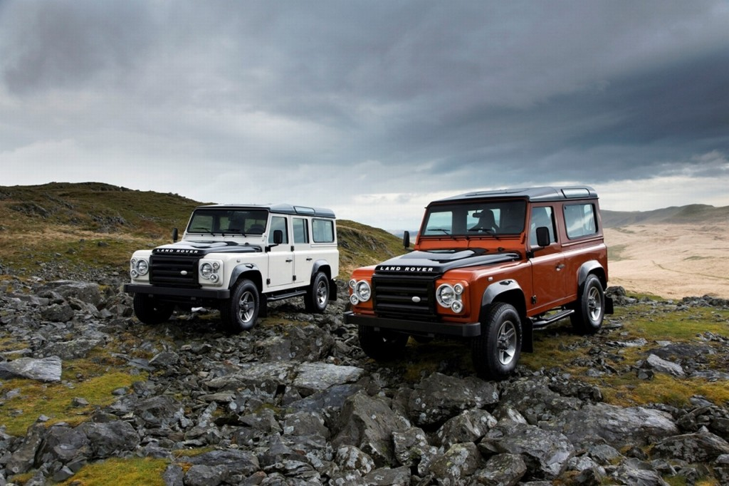 10 Best Land Rover Models of All Time