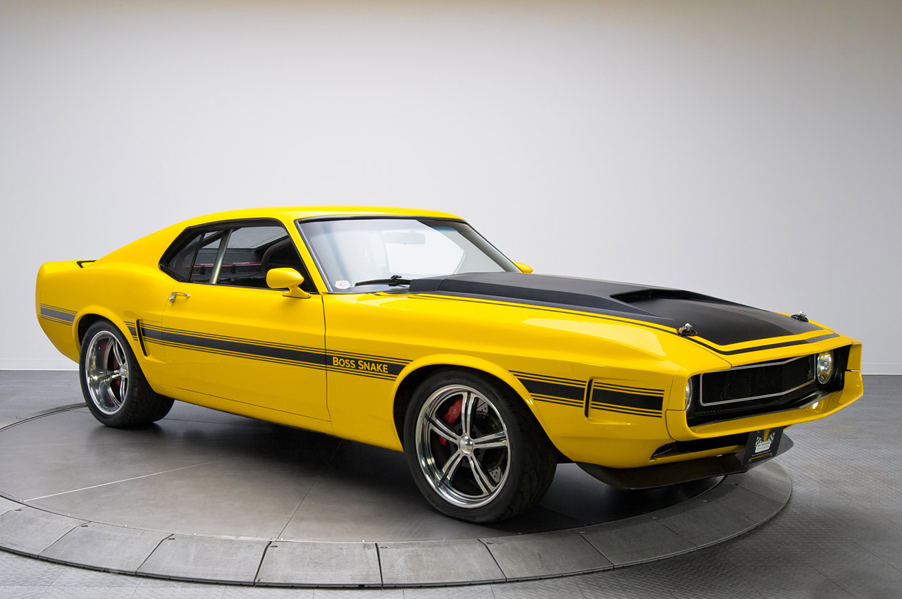 1970 Ford Mustang Boss 302 for sale - BenzaMotors