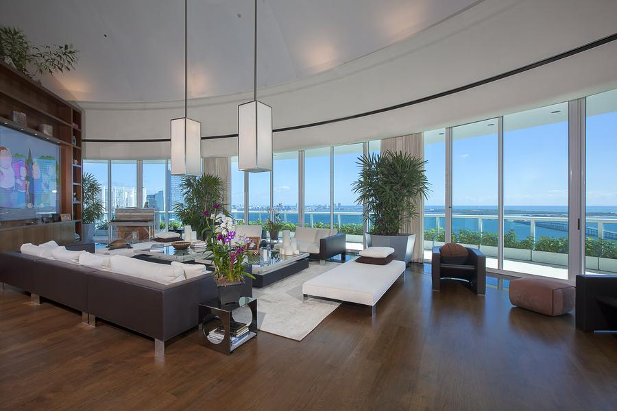 Inside Pharrell Williams' $11 Million Penthouse in Miami  (2)