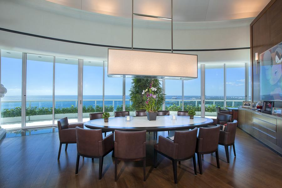Inside Pharrell Williams' $11 Million Penthouse in Miami  (6)