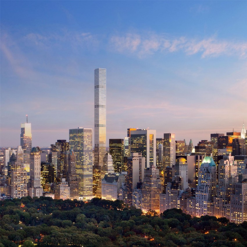 Inside the $95 Million 432 Park Avenue NYC Apartment (15)
