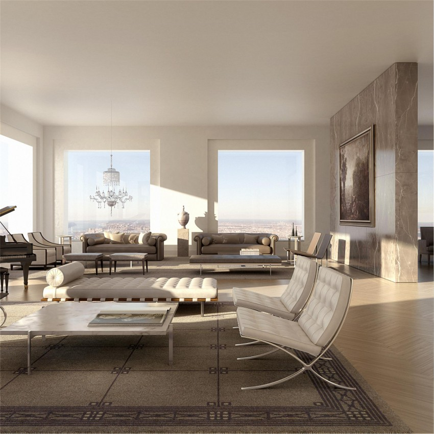 Inside the $95 Million 432 Park Avenue NYC Apartment (2)