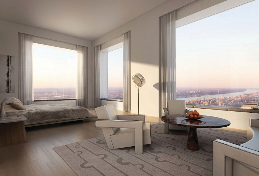 Inside the $95 Million 432 Park Avenue NYC Apartment (6)